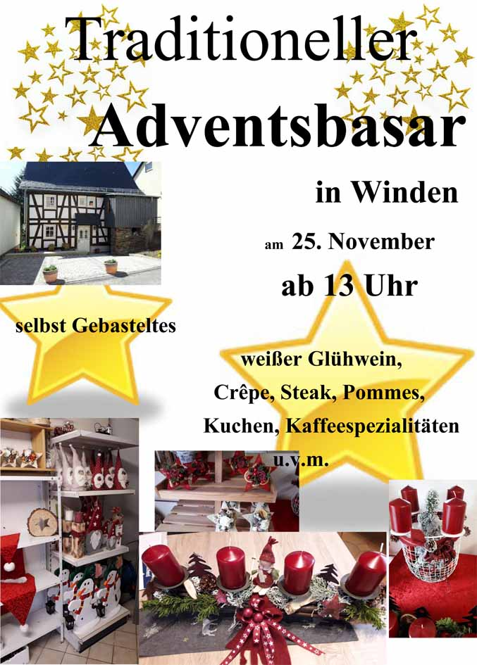 Adventsbasar2018